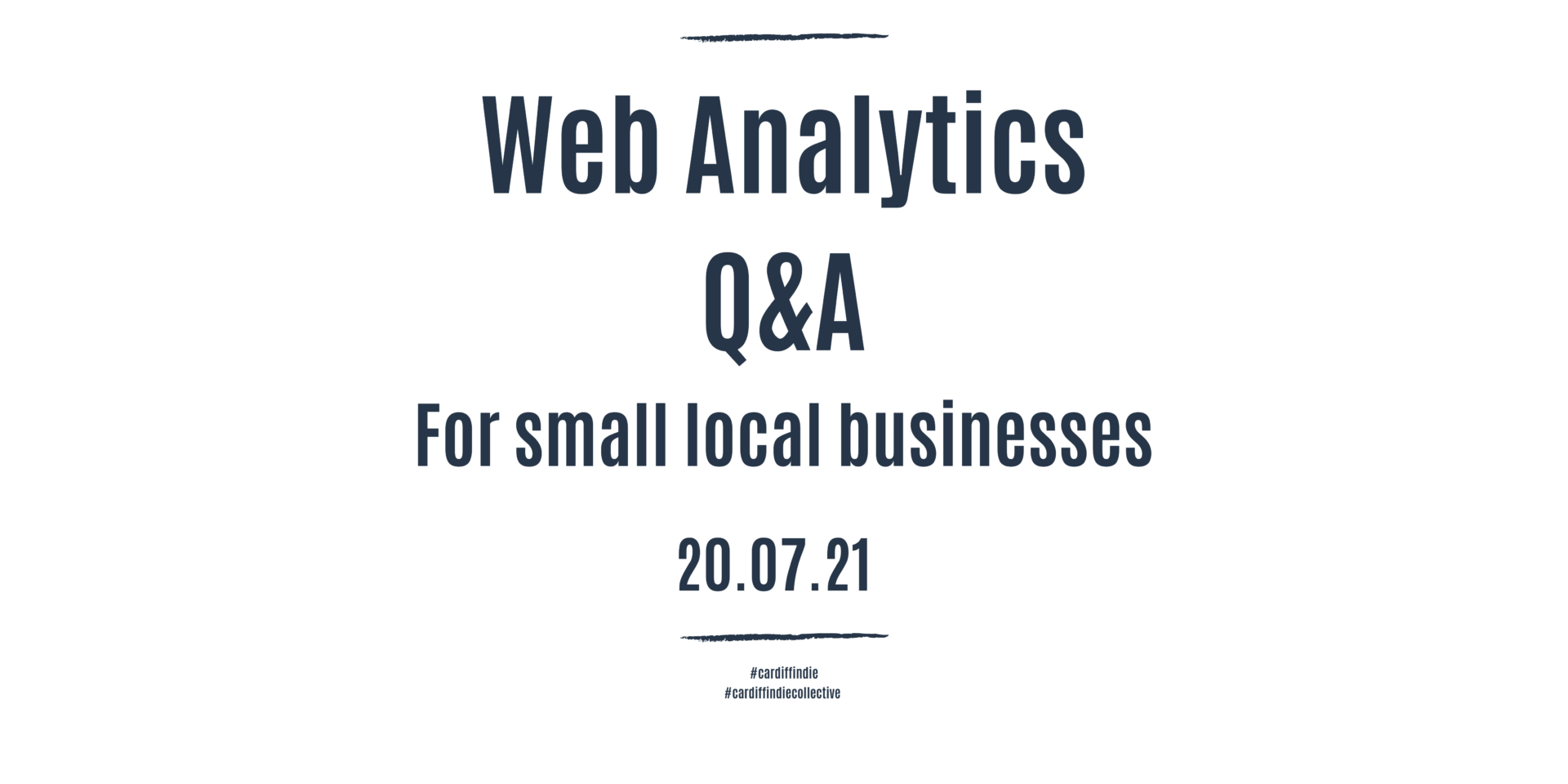 web analytics for small businesses
